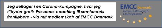 pro-bono coaching EMCC udvikling