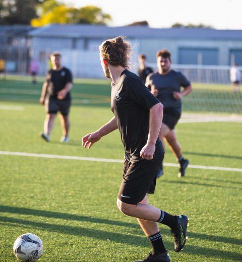 Fodbold motivation